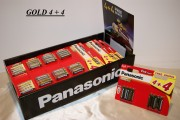 Batteri Panasonic 8-Pack AAA